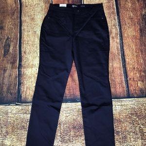 Style & Co Slim Leg Pant